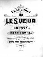Title Page, Le Sueur County 1898